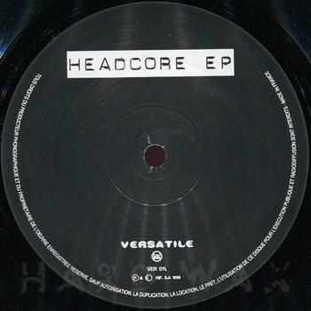Cover art - Headcore: Headcore EP
