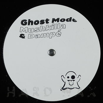 Cover art - Mushkilla & Dampé: Ghost Mode