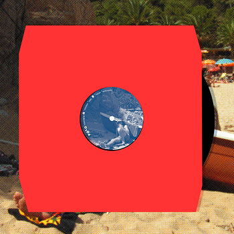Cover art - Polo: Leisure Time EP