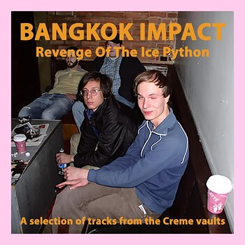 Cover art - Various Artists: Revenge of the Ice Python