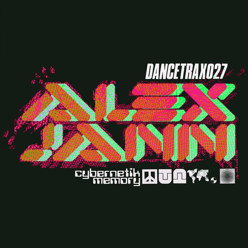 Cover art - Alex Jann: Dance Trax Vol. 27