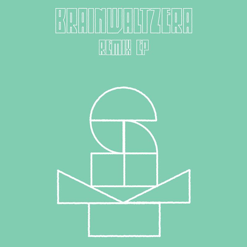 Cover art - Brainwaltzera: Remix EP