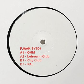 Cover art - Fjaak: SYS01
