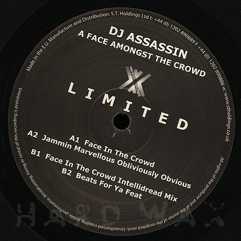 Cover art - DJ Assassin: A Face Amongst The Crowd