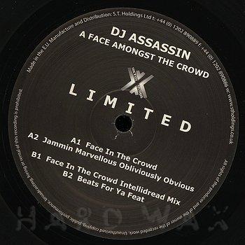 DJ Assassin: A Face Amongst The Crowd - Hard Wax