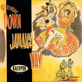 Cover art - Count Owen & His Calypsonians: Calypsos Down Jamaica Way