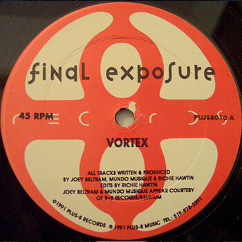 Cover art - Final Exposure: Vortex