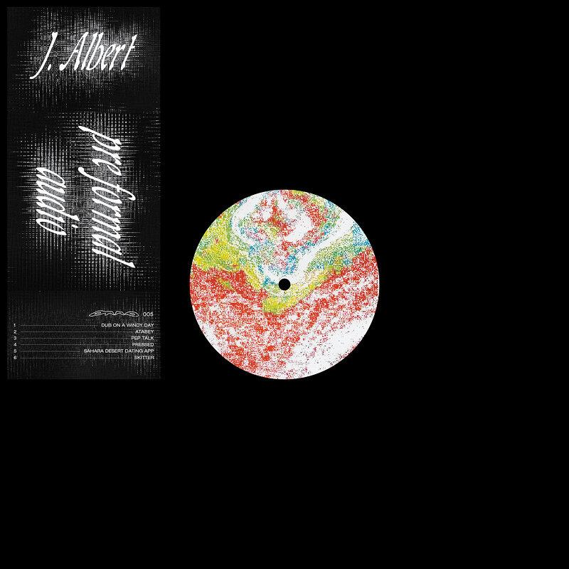 Cover art - J. Albert: Pre Formal Audio