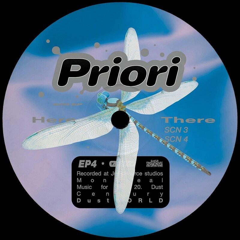 Cover art - Priori: SCN EP