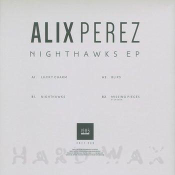 Cover art - Alix Perez: Nighthawks EP