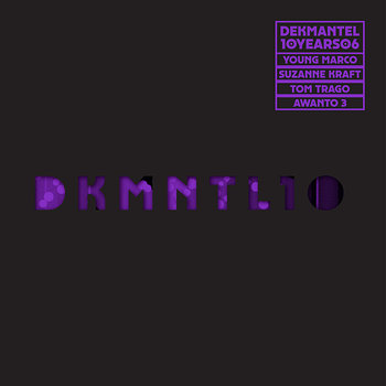 Cover art - Various Artists: Dekmantel 10 Years 06