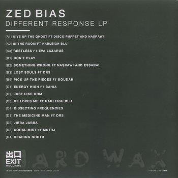 Cover art - Zed Bias: Different Response