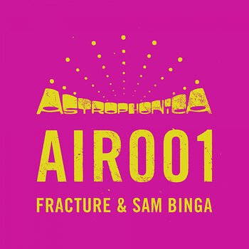 Cover art - Fracture & Sam Binga: On Right Now / Chessington