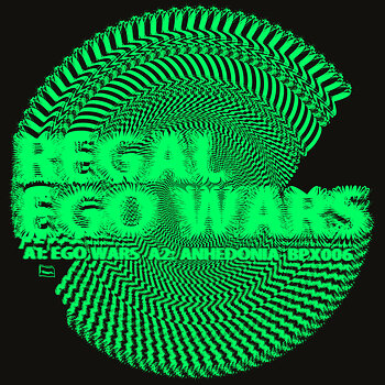 Cover art - Regal: Ego Wars