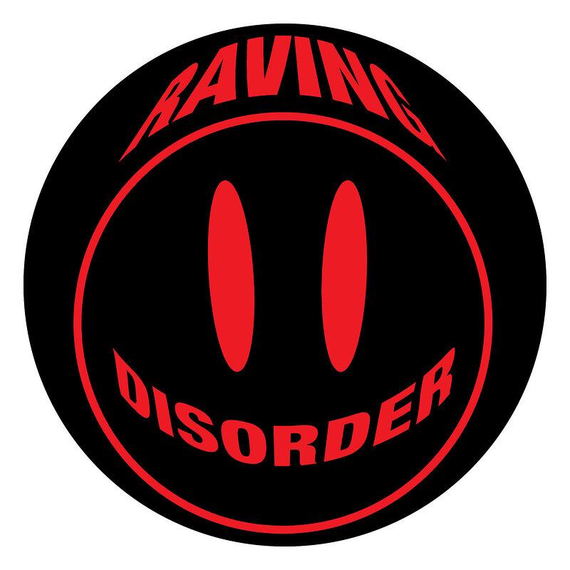 Cover art - Various Artists: Raving Disorder Vol. 1