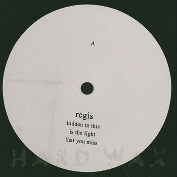 Cover art - Regis: Hidden In This Is The Light That You Miss