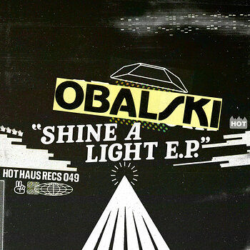 Cover art - Obalski: Shine a Light EP