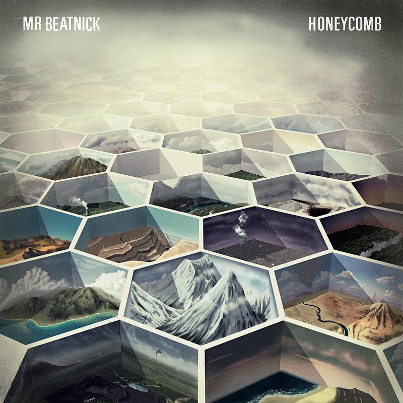 Cover art - Mr. Beatnick: Honeycomb