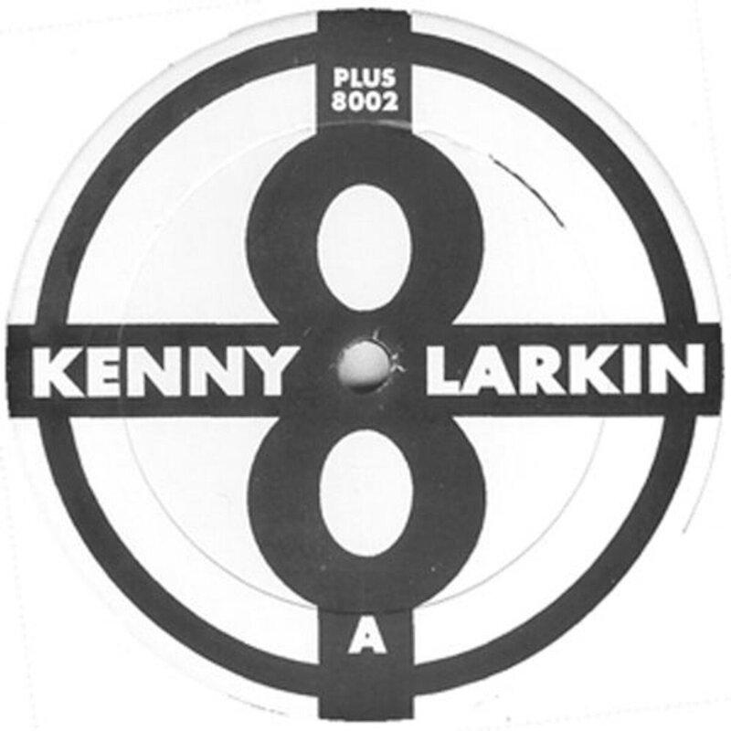 Cover art - Kenny Larkin: We Shall Overcome