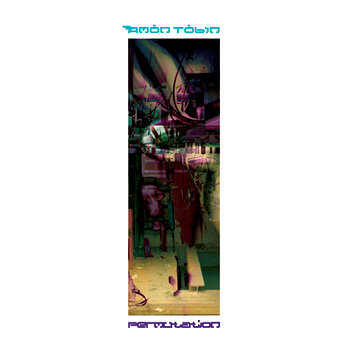 Cover art - Amon Tobin: Permutation