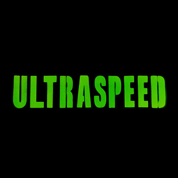 Cover art - Noah Gibson: Ultraspeed 001