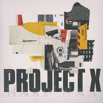 Cover art - Project X: Project X