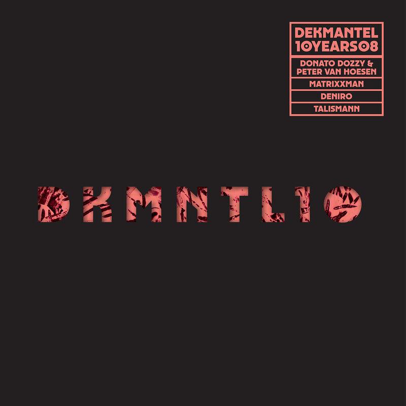 Cover art - Various Artists: Dekmantel 10 Years 08
