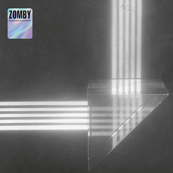 Cover art - Zomby: Mercury's Rainbow