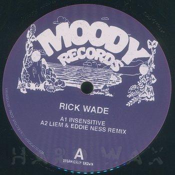Cover art - Rick Wade: Deep N Moody EP