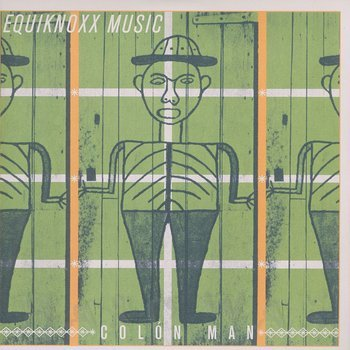 Cover art - Equiknoxx: Colón Man
