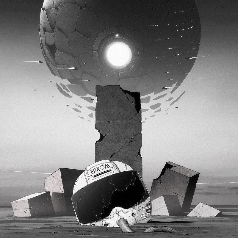 Cover art - Eprom: Drone Warfare EP