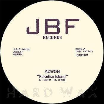 Cover art - Azwon: Paradise Island