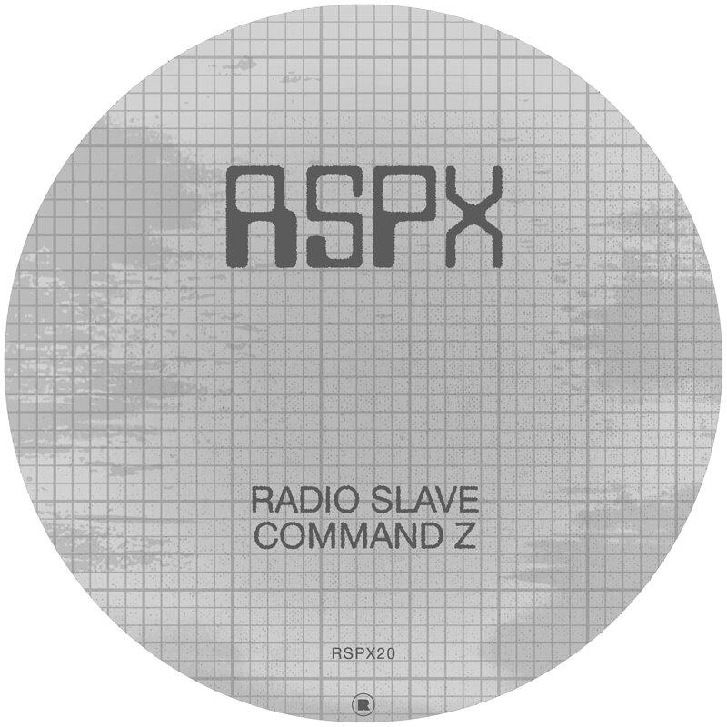 Cover art - Radio Slave: Command Z