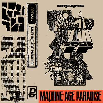 Cover art - Dreams: Machine Age Paradise