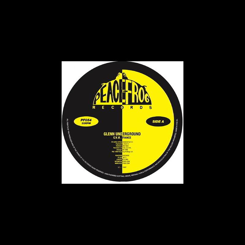 Cover art - Glenn Underground: C.V.O. Trance