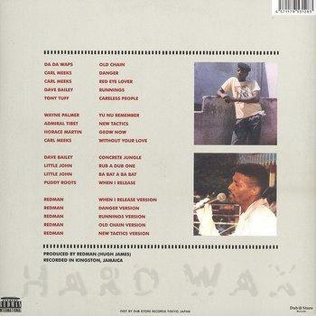 Cover art - Various Artists: Redman International Dancehall 1985-1989