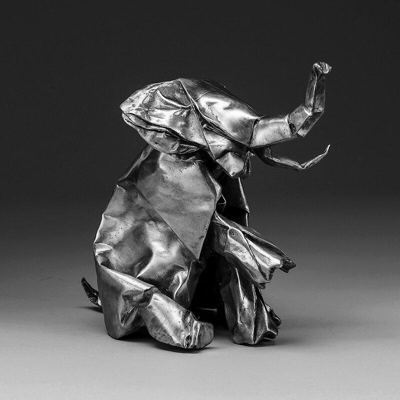 Cover art - Jlin: Black Origami
