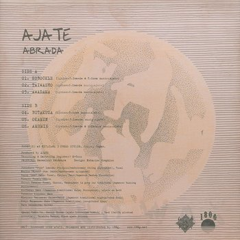 Cover art - Ajate: Abrada