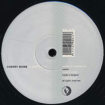 Cover art - Cherry Bomb: A Drift