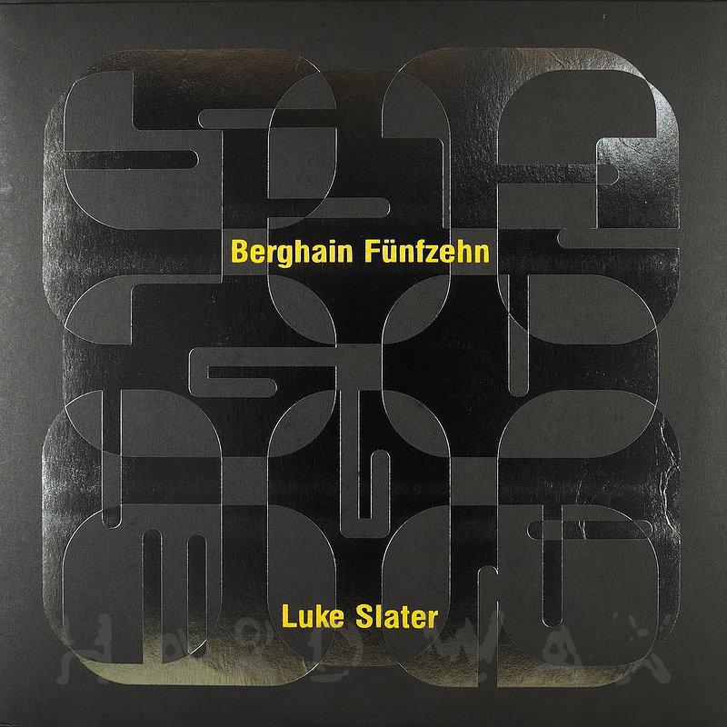 Cover art - Luke Slater: Berghain Fünfzehn