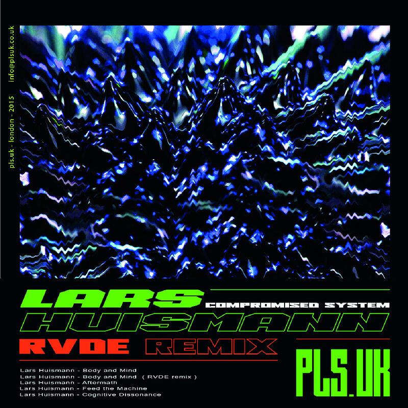 Cover art - Lars Huismann: Compromised System