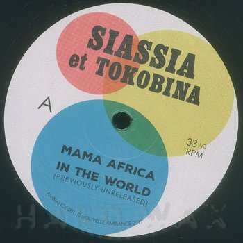Cover art - Siassia & Tokobina: Siassia & Tokobina
