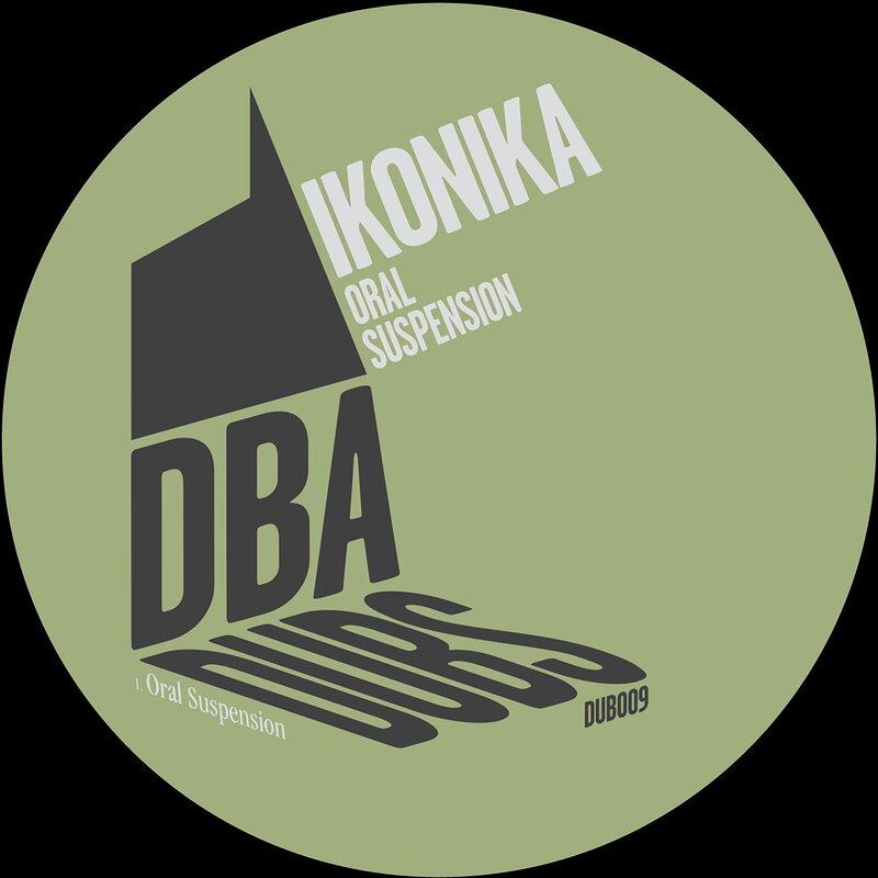Cover art - Ikonika: Oral Suspension