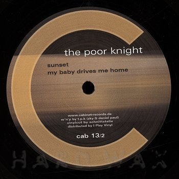 Cover art - The Poor Knight: Sunset