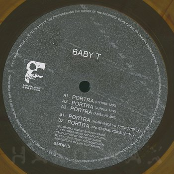 Cover art - Baby T: Portra