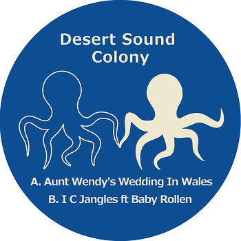 Cover art - Desert Sound Colony: Aunt Wendy's Wedding In Wales
