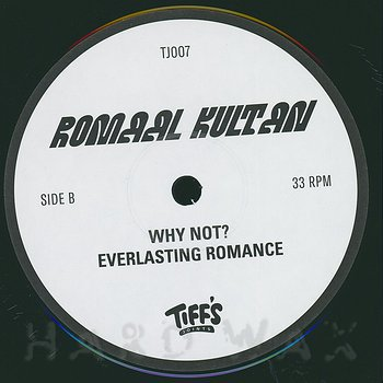 Cover art - Romaal Kultan: Everlasting Romance