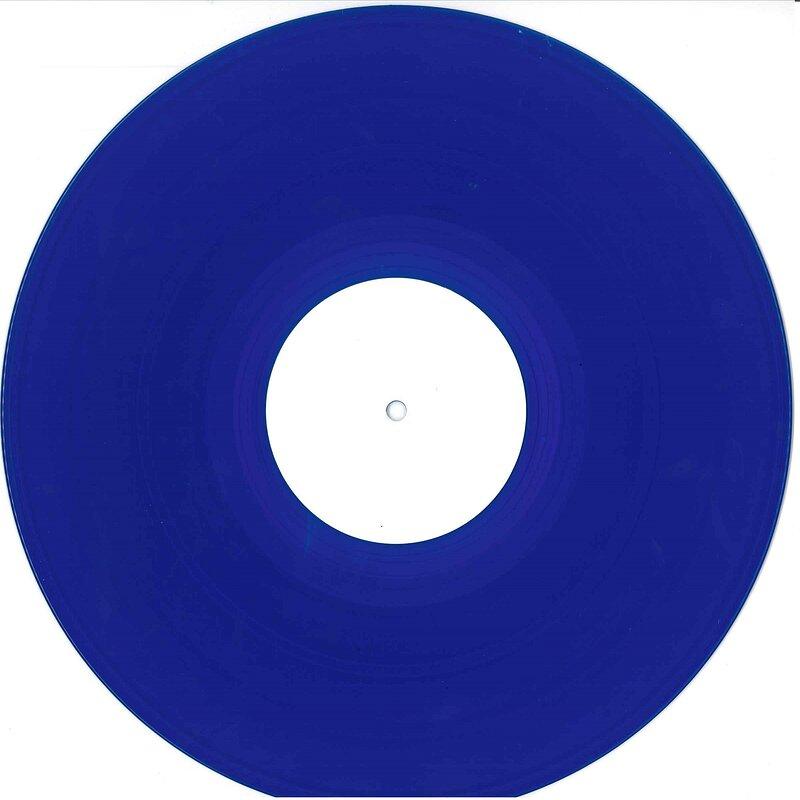Cover art - Bastian Balders: The Blue God EP