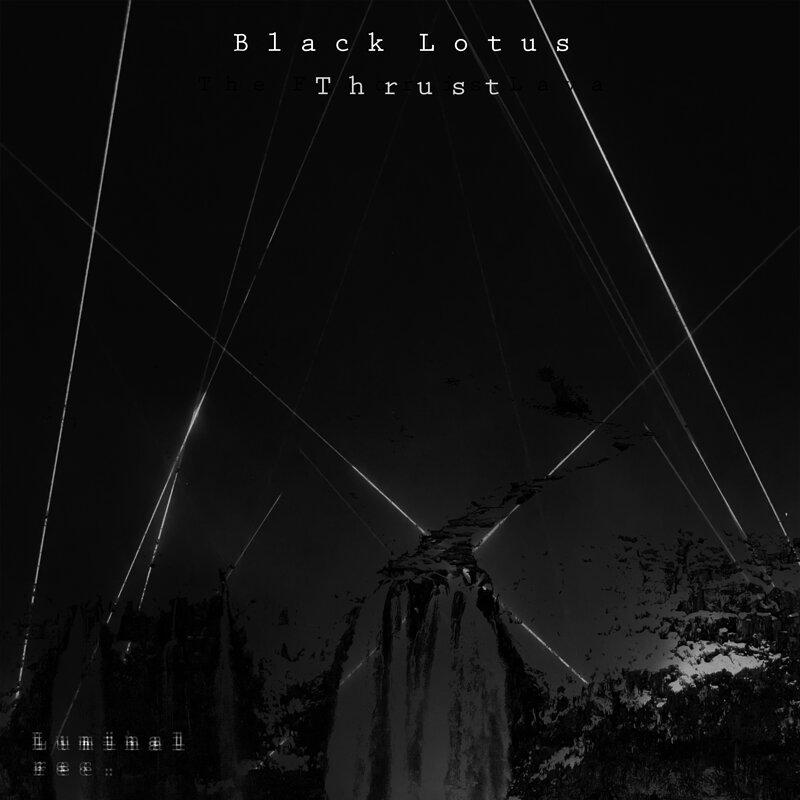 Cover art - Black Lotus: Thrust