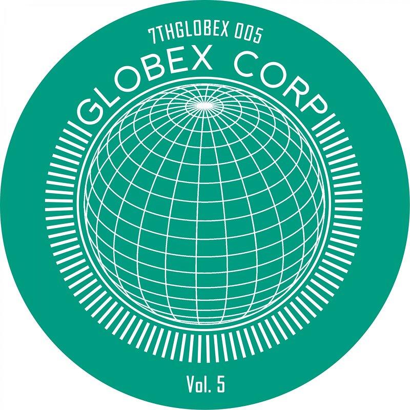Cover art - Dwarde, Gand & Tim Reaper: Globex Corp Volume 5